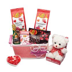Valentine S Day Gift Baskets Jelly Belly Candy Company