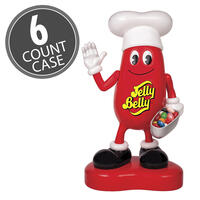 Mr. Jelly Belly Dispenser, 6-Count Case