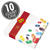 20-Flavor Jelly Bean Gift Box - 10-Count Case-thumbnail-1