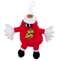 Mr. Jelly Belly 7-inch Bean Bag Toy W/Clip