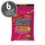Extreme Sport Beans® Jelly Beans with CAFFEINE - Pomegranate 6-Count Pack-thumbnail-1