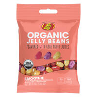 Organic Smoothie Jelly Beans from the makers of Jelly Belly - 1.9 oz bag