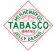 TABASCO™ Jelly Beans Logo
