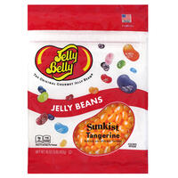 Sunkist® Tangerine Jelly Beans - 16 oz Re-Sealable Bag