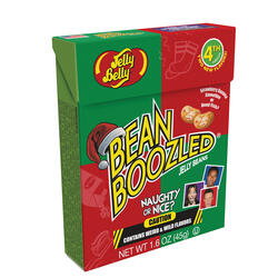 BeanBoozled Naughty or Nice Jelly Beans 1.6 oz Flip Top Box, (4th edition)