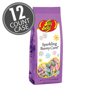 Sparkling Bunny Corn - 7.5 oz Gift Bags 12-Count Case