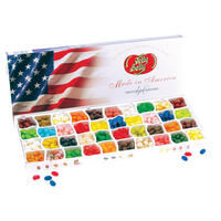 40 Flavor Jelly Bean Patriotic Gift Box