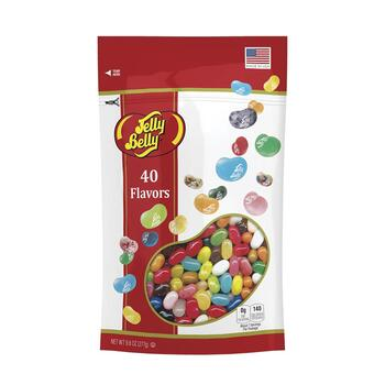 40 Assorted Jelly Bean Flavors - 9.8 oz Bag