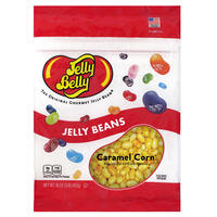 Caramel Corn Jelly Beans - 16 oz Re-Sealable Bag