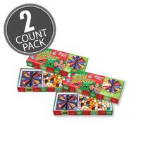 BeanBoozled Naughty or Nice Spinner Jelly Bean Gift Box (5th edition) 2-Count Pack