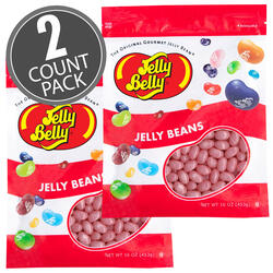 Cotton Candy Jelly Beans - 16 oz Re-Sealable Bag - 2 Pack