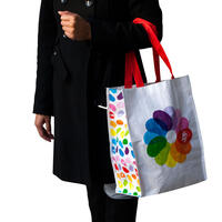 Jelly Belly Color Wheel Reusable Shopping Bag