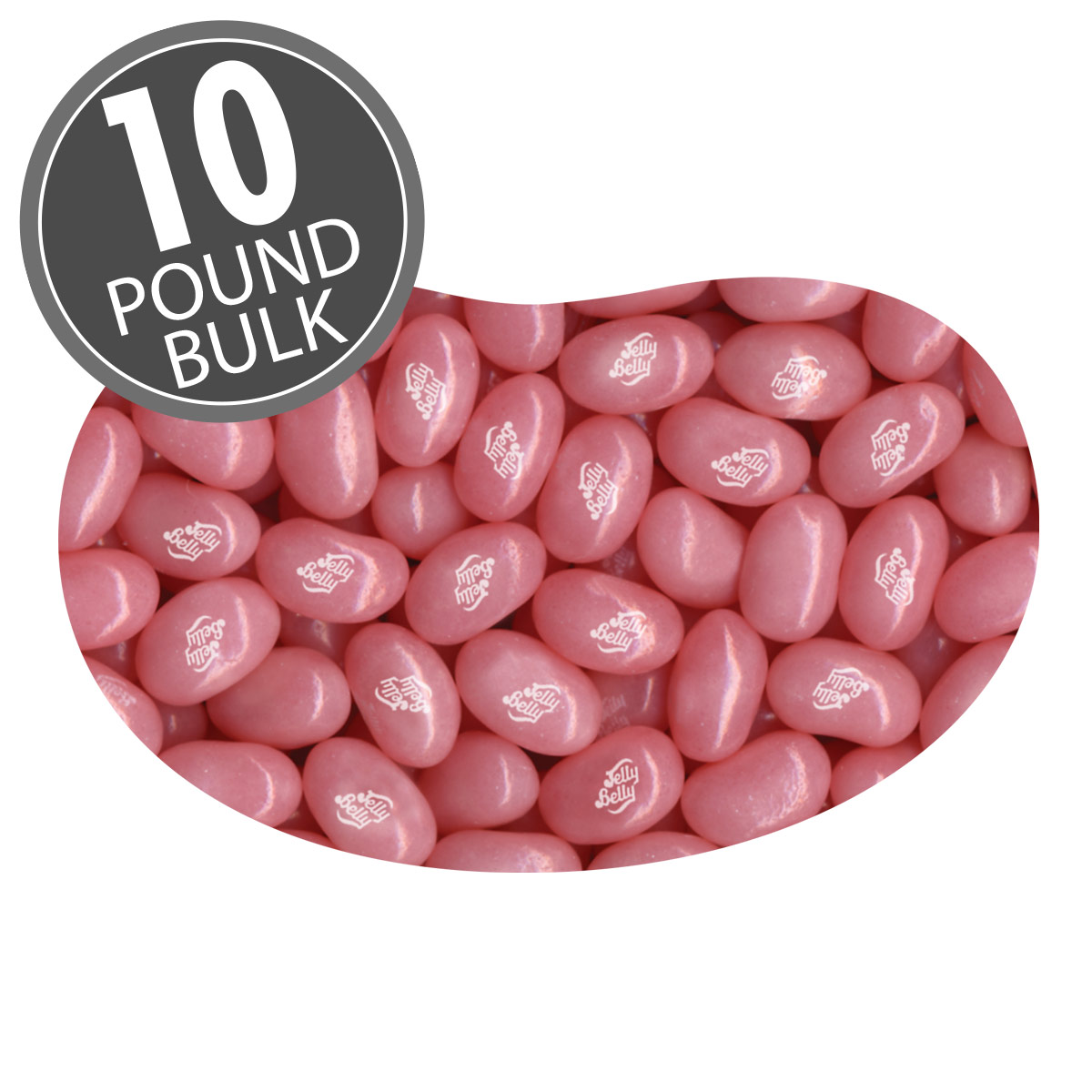 Cotton Candy Jelly Beans - 10 lbs bulk