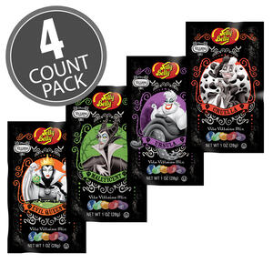 Disney© Vile Villains Collection 1 oz Bag - 4 Pack