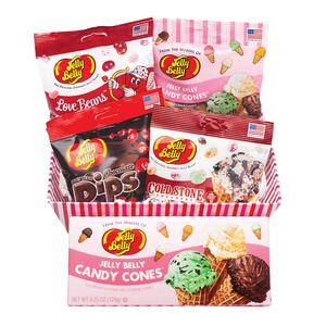Jelly Belly Sweet Tooth Dessert Basket - Valentine's Edition