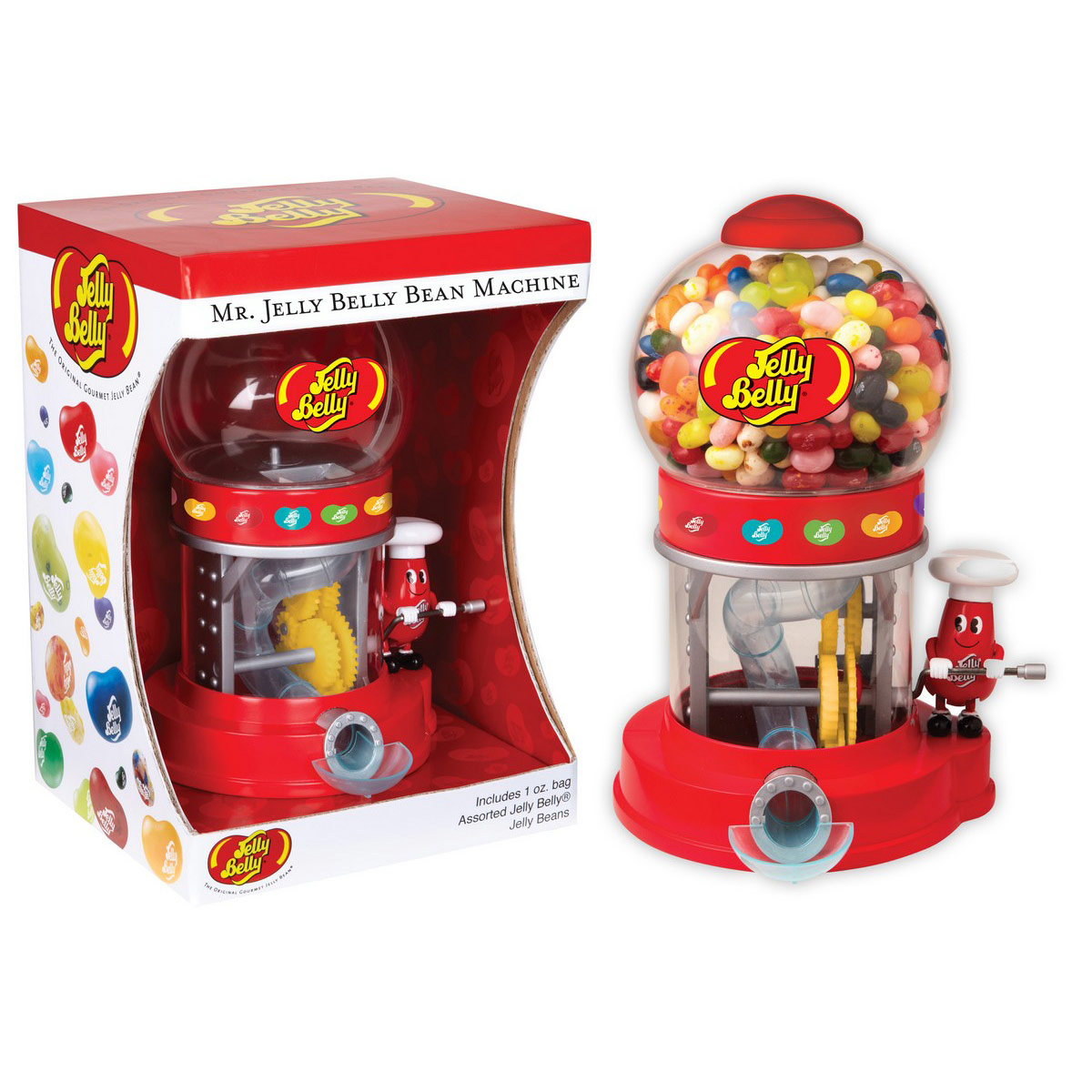 Bean Machines & Candy Dispensers