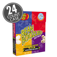 BeanBoozled Jelly Beans - 1.6 oz Box (5th edition) 24-Count Case