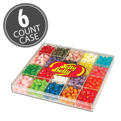 20 Flavor, 16 oz Clear Gift Box - 6-Count Case