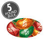 Jelly Belly Milk Chocolate Truffles - 5 lbs bulk
