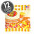 Candy Corn 3 oz Grab & Go® Bag - 12 Count Case-thumbnail-1