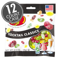 Cocktail Classics® Jelly Beans 3.5 oz Grab & Go® Bag - 12 Count Case
