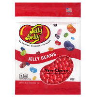 Very Cherry Jelly Beans - 16 oz Re-Sealable Bag