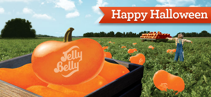 Halloween Ideas from Jelly Belly