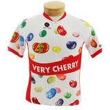 Jelly Belly Very Cherry Cycling Jersey - Adult - XXL
