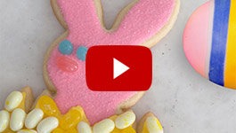 How to make Bunny Cookies video