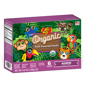 Organic Fruit Flavored Snacks