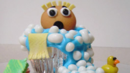 Bubble Trouble Cupcakes Birthday Recipe