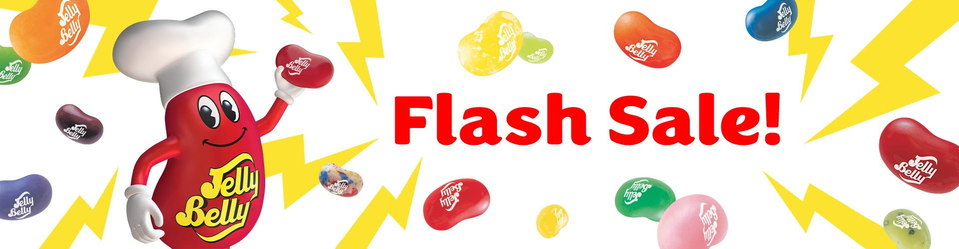 Jelly Belly Flash Sale