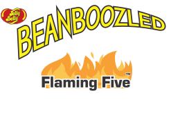 Jelly Belly Bean Boozled Jelly Beans Flaming Five Challenge