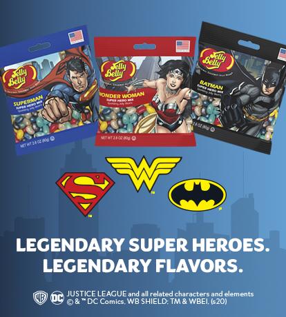 DC Super Hero Mix