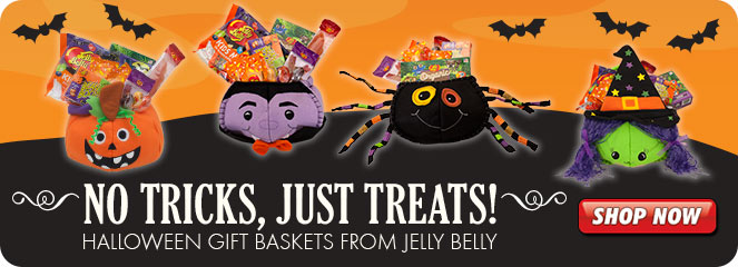 Jelly Belly Halloween Gift Basket Product Listing Page