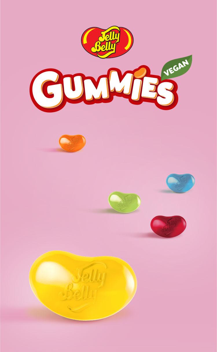 Jelly Belly Vegan Gummies