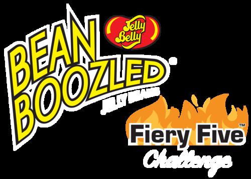 Beanboozled Fiery Five Logo