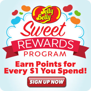 Sign up for Sweet Rewards Program to earn points for every dollar you spend