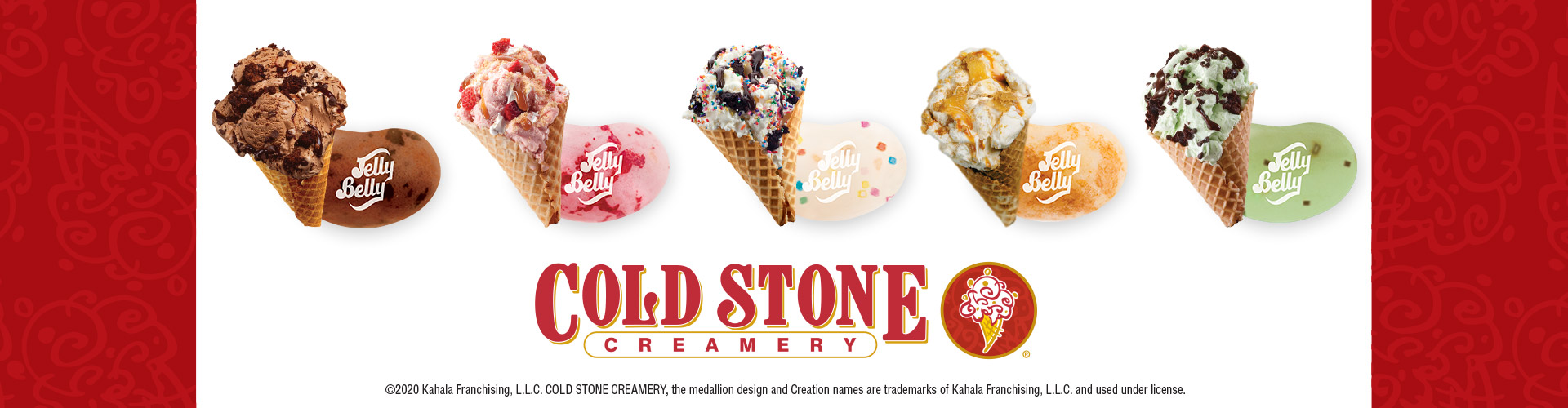 Cold Stone Ice Cream Parlor Mix