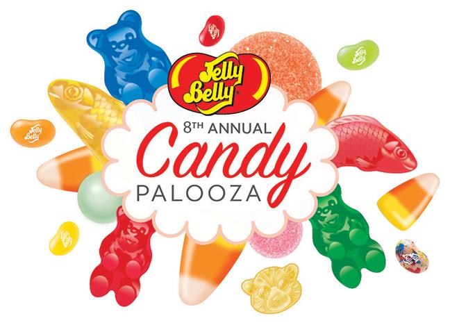 8th Annual CandyPalooza logo
