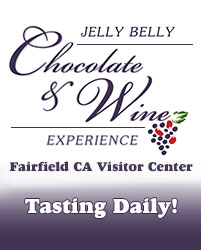 Jelly Belly Chocolate & Wine Experience