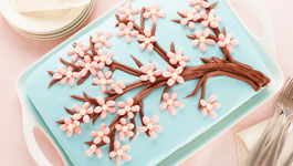 Jelly Belly Cherry Blossom Cake image
