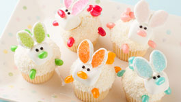 Jelly Belly Easter Bunnies cupcakes image