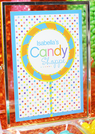 >Sweet Shoppe Printables