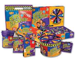 BeanBoozled Jelly Belly product listings