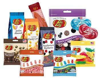 Jelly Belly Confections product listings