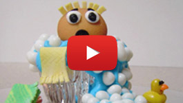 Jelly Belly Cupcake Recipe How-To Video