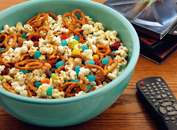 Movie Night Snack Mix
