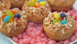 Jelly Belly Nest Cookies