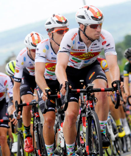 Jelly Belly Cycling Team Information